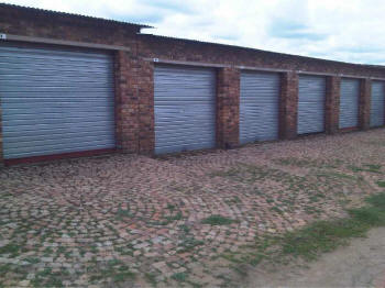 Self-storage Pretoria offers Lock up Garages for all your valuables